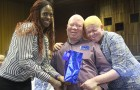 The EPWP says no to the 'muti' killings against persons with albinism