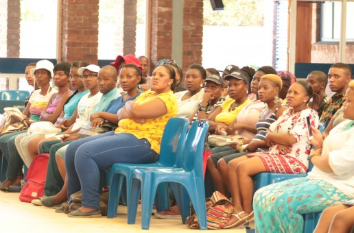 Youth development and empowerment remains a priority within the department