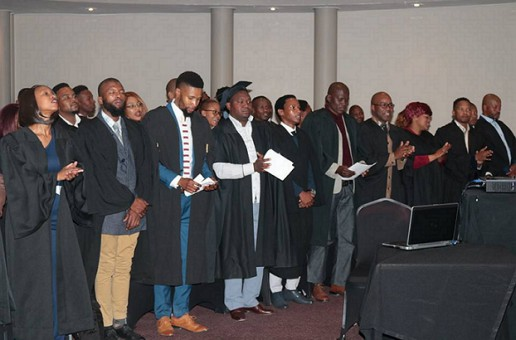 Public Works celebrates graduation of Artisans